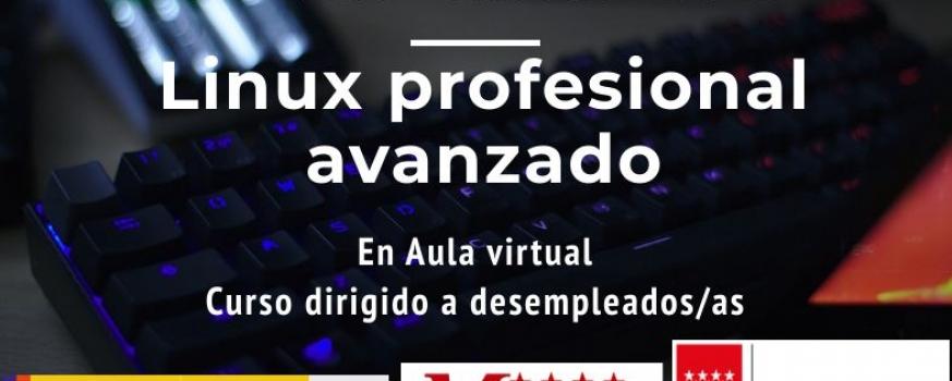 Curso de Linux profesional avanzado