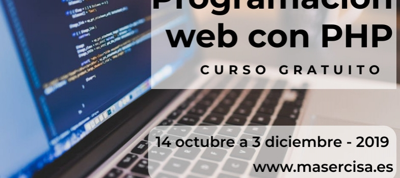 Curso de Programación web con PHP