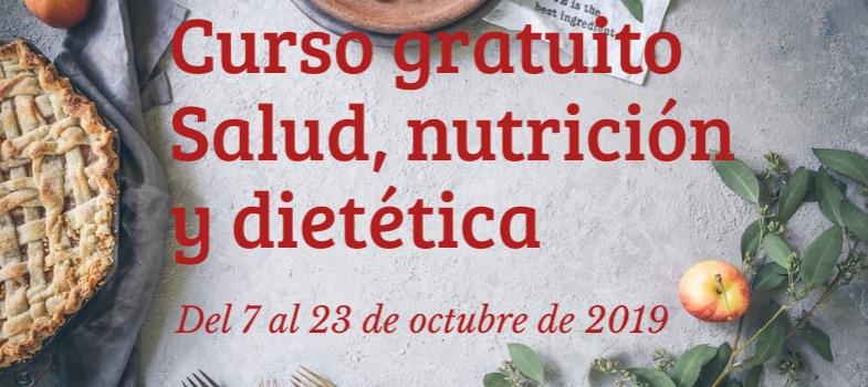 Curso de salud, nutrición y dietética