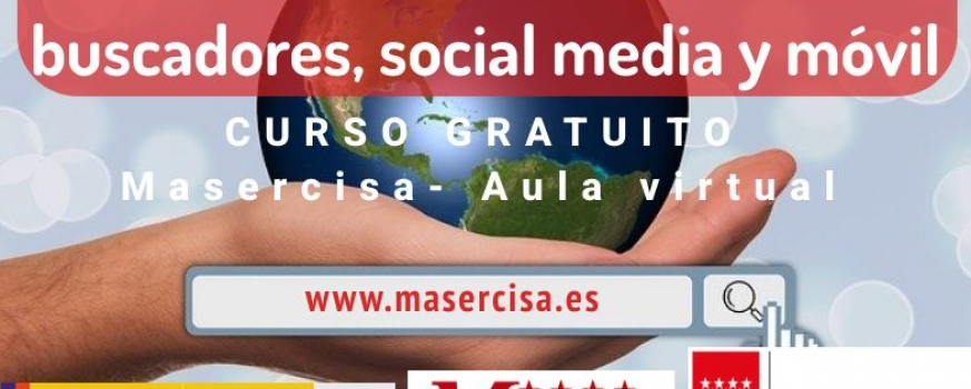 Curso de Técnicas de marketing online, buscadores, social media y móvil